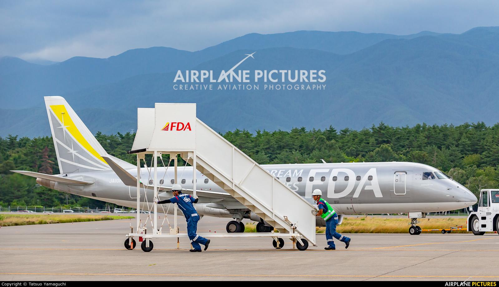 - Airport Overview JA10FJ aircraft at Shinshu - Matsumoto