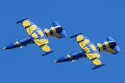 YL-KSP - Baltic Bees Jet Team Aero L-39C Albatros aircraft