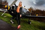 - - Private Morane Saulnier MS.885 Super Rallye aircraft