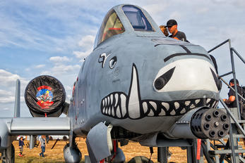 79-0153 - USA - Air Force Fairchild A-10 Thunderbolt II (all models)