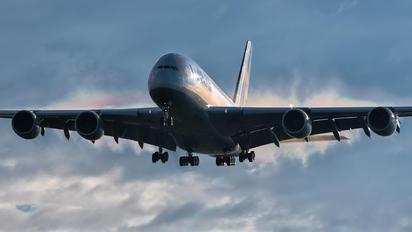 D-AIML - Lufthansa Airbus A380