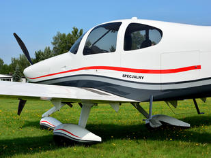 SP-YTO - Private Vans RV-10