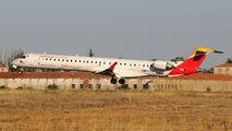 9H-LKF - Air Nostrum - Iberia Regional Canadair CL-600 CRJ-1000 aircraft
