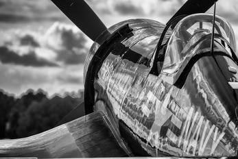 N416JT - Private Vought F4U Corsair