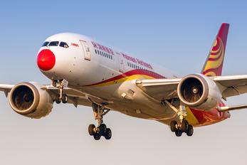B-2738 - Hainan Airlines Boeing 787-8 Dreamliner