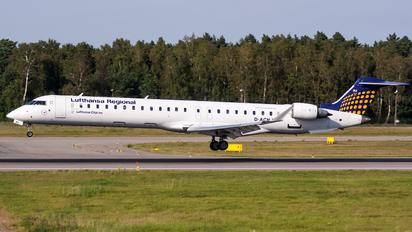 D-ACNJ - Lufthansa Regional - CityLine Bombardier CRJ-900NextGen