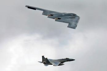 93-1087 - USA - Air Force Northrop B-2A Spirit