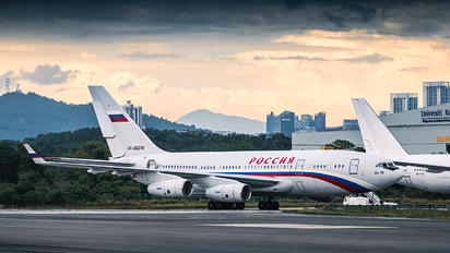 RA-96014 - Rossiya Special Flight Detachment Ilyushin Il-96