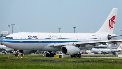 B-6071 - Air China Airbus A330-200