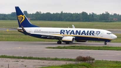 EI-FTK - Ryanair Boeing 737-800