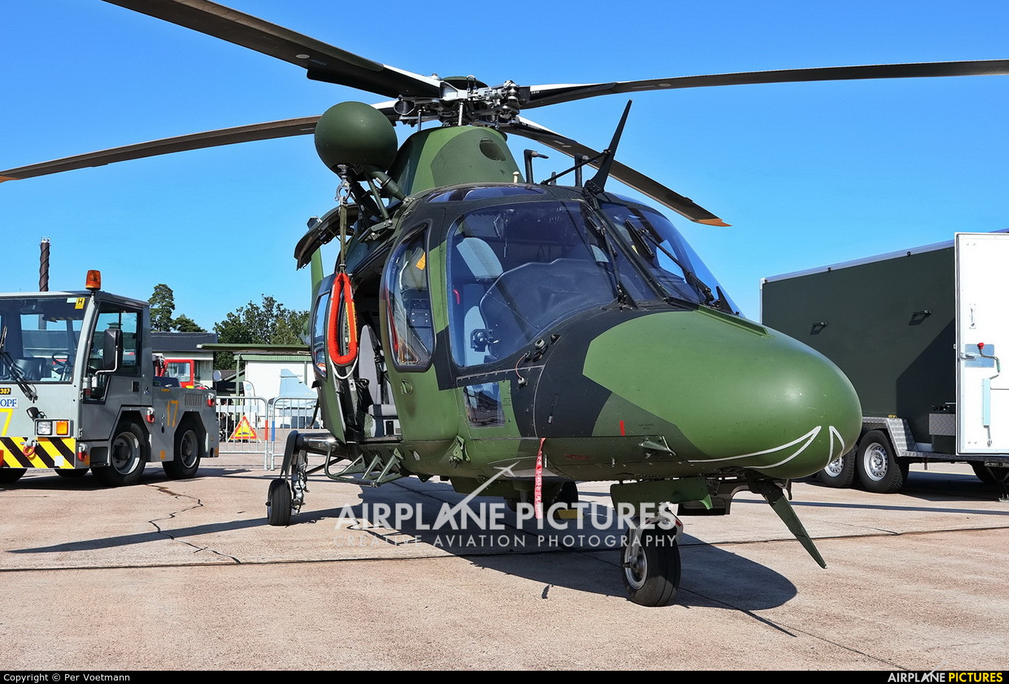 Sweden - Air Force 151757 aircraft at Ronneby