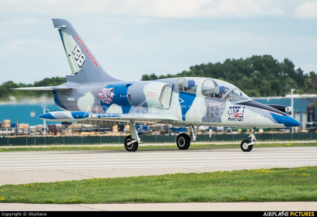 Private NX50XX aircraft at Oshkosh - Wittman Regional