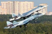 052 - Sukhoi Design Bureau Sukhoi T-50 aircraft