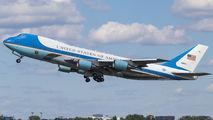 82-8000 - USA - Air Force Boeing VC-25A aircraft
