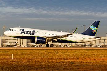 PR-YYA - Azul Linhas Aéreas Airbus A320 NEO