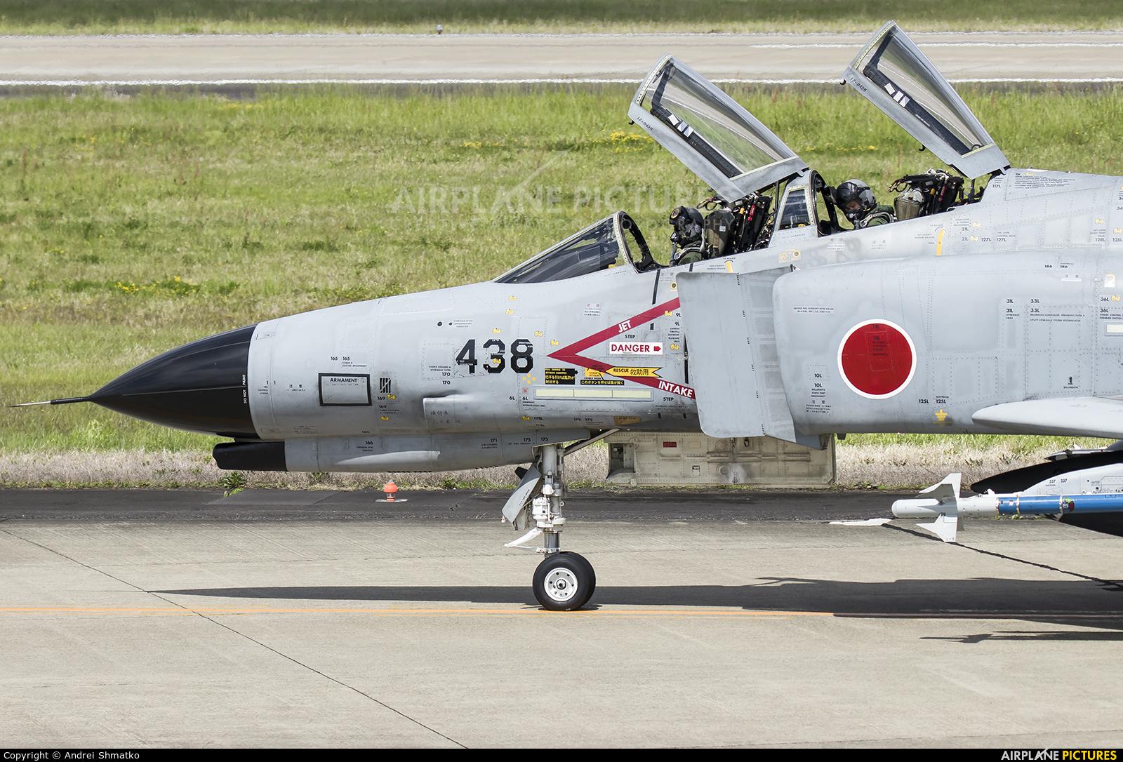 Japan - Air Self Defence Force 17-8438 aircraft at Ibaraki - Hyakuri AB