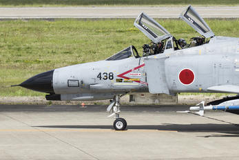 17-8438 - Japan - Air Self Defence Force Mitsubishi F-4EJ Phantom II