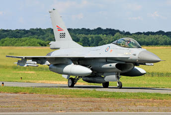 688 - Norway - Royal Norwegian Air Force General Dynamics F-16AM Fighting Falcon