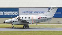 87 - France - Navy Embraer EMB-121AN Xingu aircraft