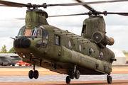 D-661 - Netherlands - Air Force Boeing CH-47D Chinook aircraft