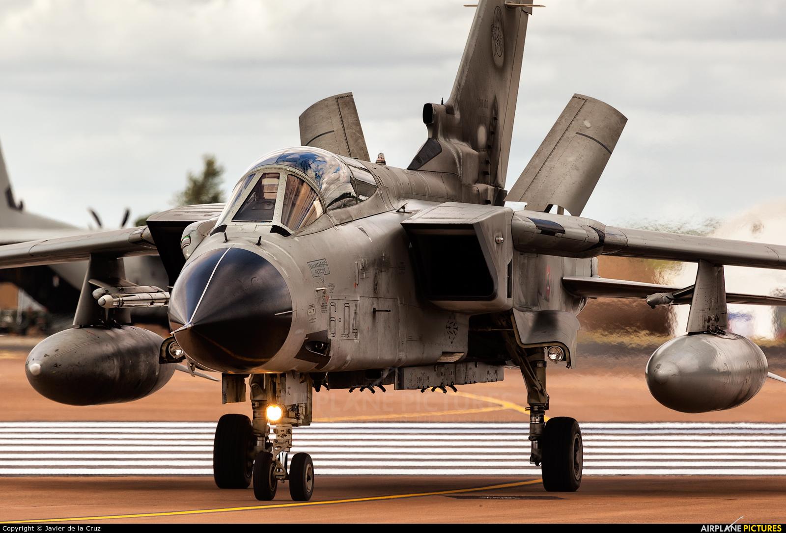 Italy - Air Force MM7057 aircraft at Fairford