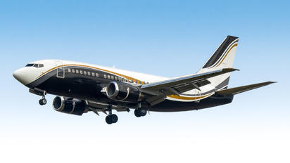 LY-KLJ - KlasJet Boeing 737-500