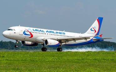 VQ-BGI - Ural Airlines Airbus A320