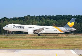 YL-LDA - Condor Airbus A321
