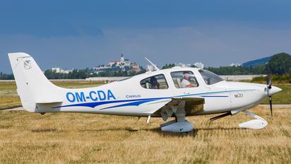 OM-CDA - Private Cirrus SR20