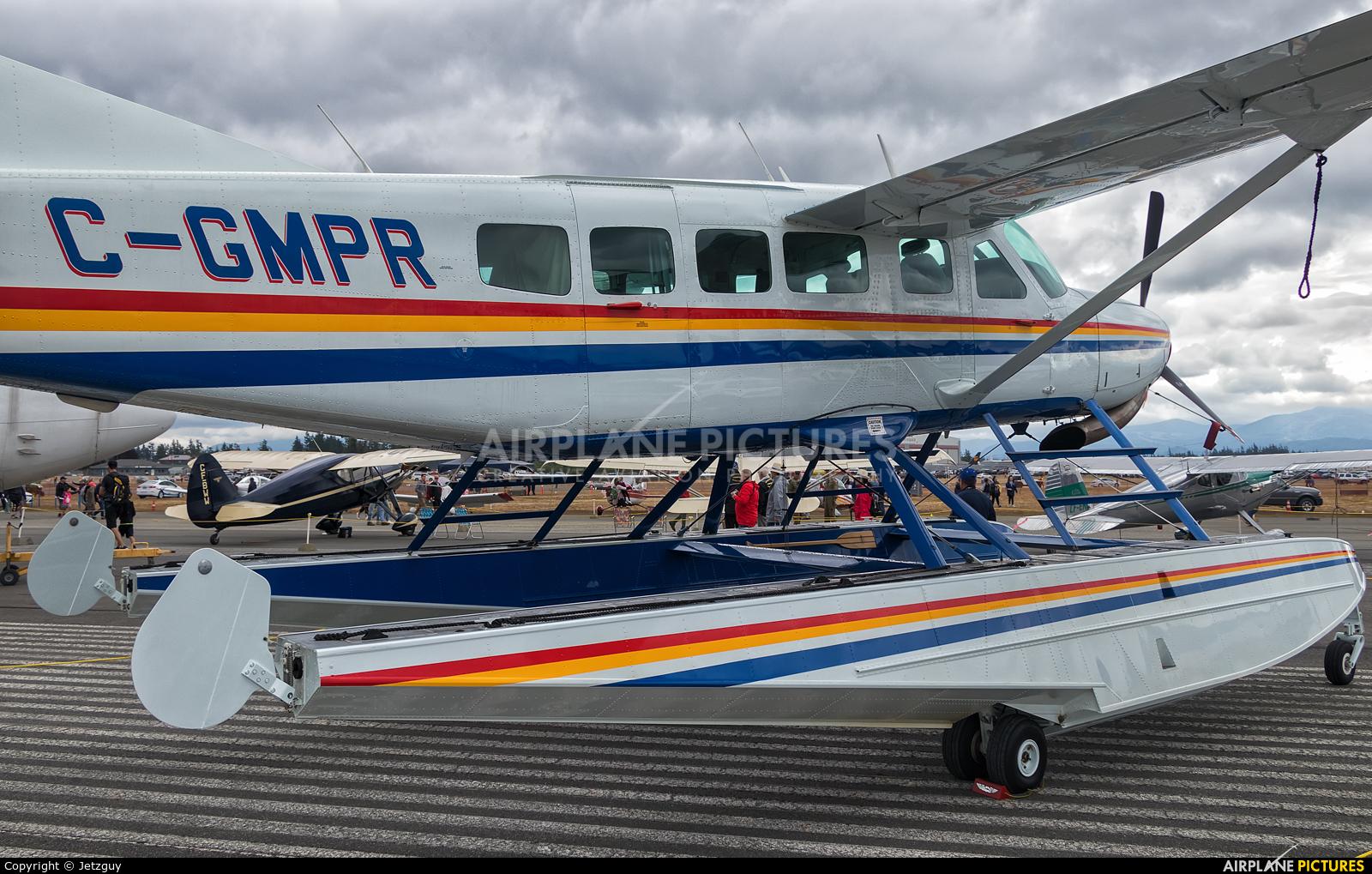 Canada-Royal Canadian Mounted Police C-GMPR aircraft at Abbotsford, BC