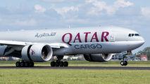A7-BFN - Qatar Airways Cargo Boeing 777F aircraft