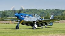 G-BIXL - Private North American P-51D Mustang aircraft