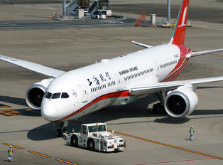 B-20CD - Shanghai Airlines Boeing 787-9 Dreamliner