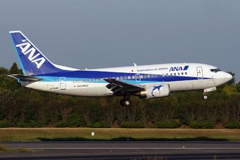 JA358K - ANA - All Nippon Airways Boeing 737-500