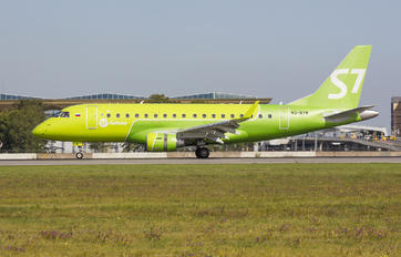 VQ-BYW - S7 Airlines Embraer ERJ-170 (170-100)