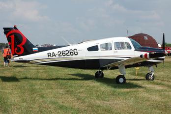 RA-2626G - Private Beechcraft 19 Musketeer