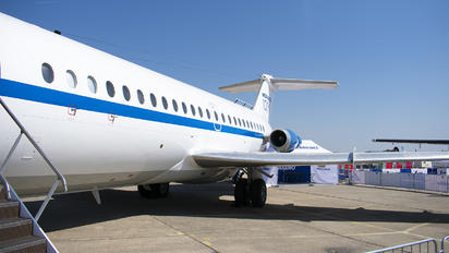 TZ-BSC - Mali - Government BAC 111