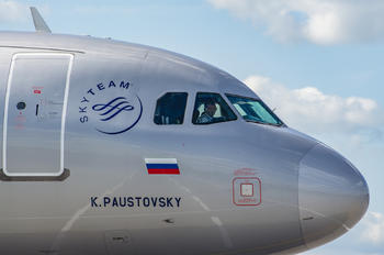 VP-BJW - Aeroflot Airbus A320