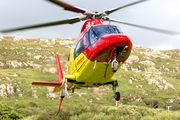 G-SHLE - Irish Community Rapid Response Agusta / Agusta-Bell A 109E Power aircraft