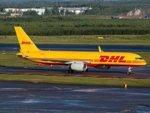 G-DHKB - DHL Cargo Boeing 757-200F