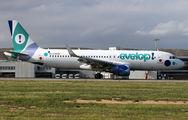 EC-LZD - Evelop Airbus A320 aircraft