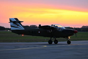 T-411 - Denmark - Air Force SAAB MFI T-17 Supporter