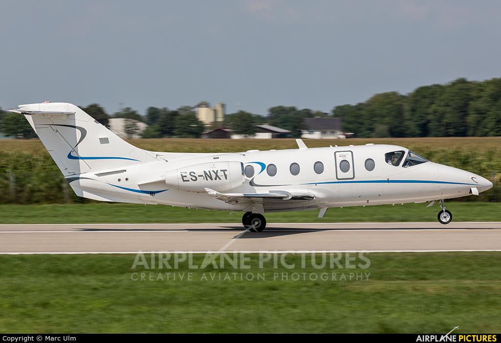 Private ES-NXT aircraft at Augsburg