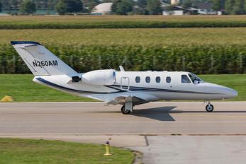 N260AM - Private Cessna 525 CitationJet