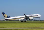 9V-SML - Singapore Airlines Airbus A350-900 aircraft