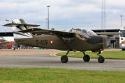 T-419 - Denmark - Air Force SAAB MFI T-17 Supporter aircraft