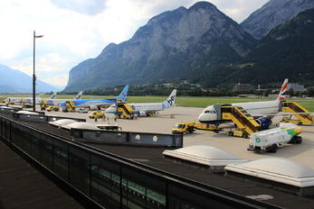 LOWI - - Airport Overview - Airport Overview - Overall View