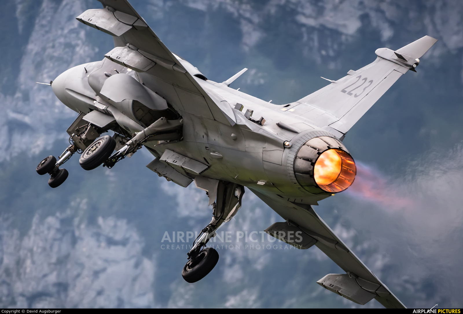 Sweden - Air Force 39223 aircraft at Mollis