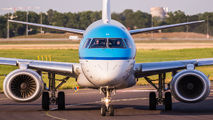 PH-EZZ - KLM Cityhopper Embraer ERJ-190 (190-100) aircraft