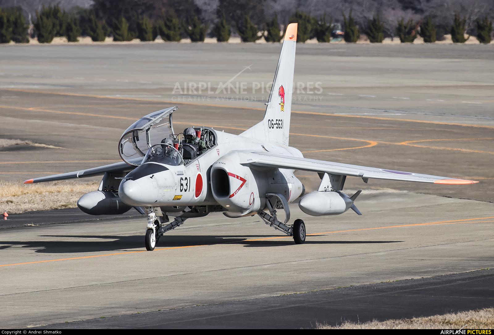 Japan - Air Self Defence Force 06-5631 aircraft at Ibaraki - Hyakuri AB